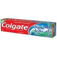 Creme Dental Colgate 90g Tripla Acao Original