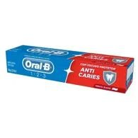 Creme Dental Oral 123 70g Menta Fresca