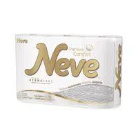 Papel Higienico Folha Tripla Neve Premium Com 6