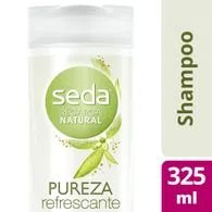 Shampoo Seda 325ml Pureza Refrescante