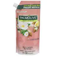 Sabonete Liquido Palmolive Naturals 500ml Refil Oleo Nutr