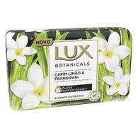 Sabonete Lux 85g Botanicals Capim Limão E Frangipani