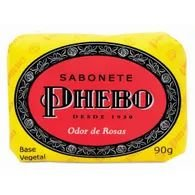 Sabonete Phebo 90g Odor Rosas