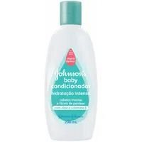 Condicionador Infantil Johnson 200ml Hidratação Intensa