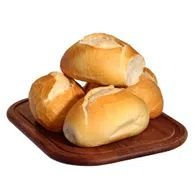 Pão Francês 250g Porção