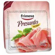Presunto Cozido Frimea 200g Fatiado Sem Capa De Gordura