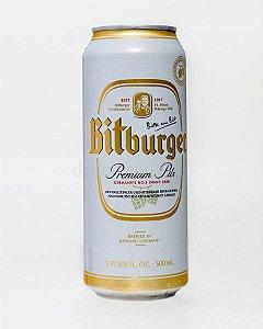 Cerveja Bitburger Premium Beer - Pilsner Lata 500ml