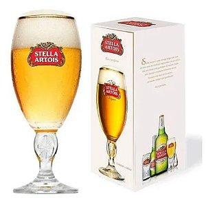 Taça Stella Artois 400 ml c/ caixa