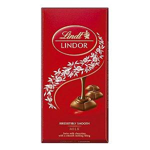 Chocolate Lindt Lindor Milk - 100g Questão de Gosto