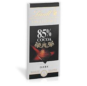 Chocolate Lindt Excellence 85% Cacau - 100g Questão de Gosto