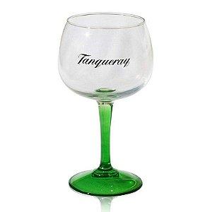 Taça Tanqueray verde de Gin Personalizada Vidro 600ml