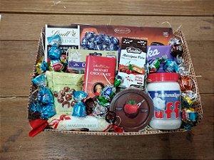 Cesta Gourmet Chocolates