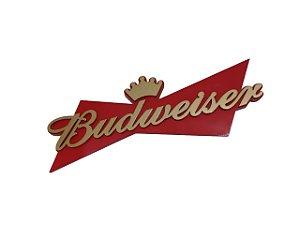Quadro Logo Budweiser