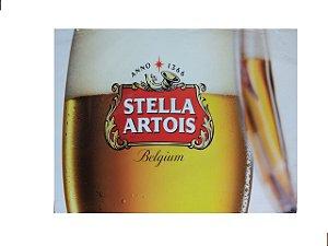Quadro Stella Artois belgium 30 X 40 cm