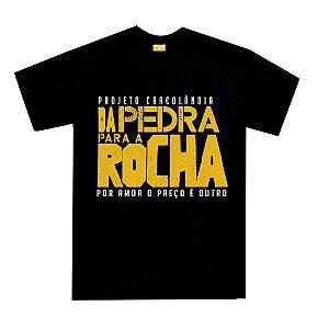 Camiseta New Da Pedra para a Rocha
