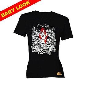 Baby Look EZ37 Da Pedra para a Rocha