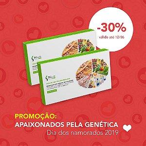 Promoção dia dos namorados - 2 Testes de metabolismo com 30% de desconto