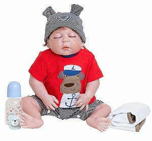 Leo Sonequinha - Bebê Reborn Realista
