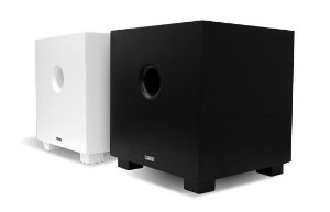 Subwoofer Ativo AAT Compact Cube 8