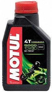 Óleo lubrificante Motul 5000 10W30 - 1 litro