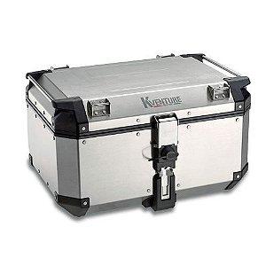 Baú Top Case Alumínio Italiano KVE58A Monokey Kappa