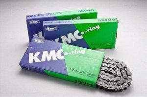Corrente KMC 525 SUO x 120 Elos Retentor O'ring