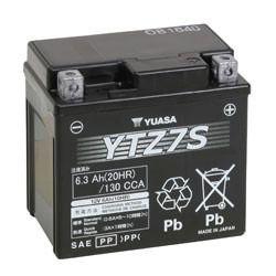 Bateria Yuasa YTZ7S