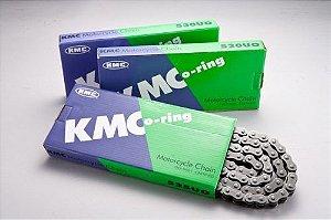 Corrente KMC 530 SUO x 120 Elos Retentor O'ring