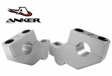 Riser / Adaptador Guidão Recuado Anker 22mm