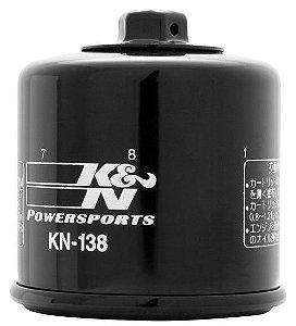 Filtro de Óleo K&N KN-138 para Suzuki