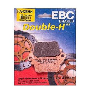 Pastilhas de Freio EBC FA436HH Hornet CBR600 CBR1000 ZX6 ZX10 SRAD 750 1000