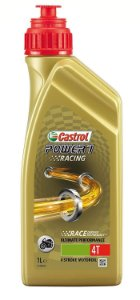 Óleo Lubrificante Castrol Power1 Racing 4T 5W40 - Sintético