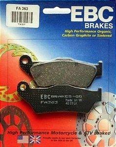 Pastilhas de Freio EBC FA363 BMW R1200GS K1300 K1200