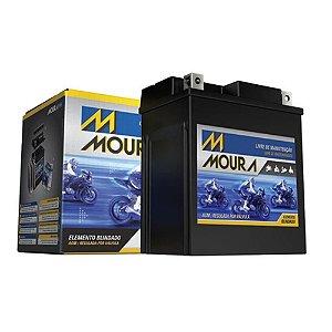 Bateria Moura MA8,6-E (YTZ10S)