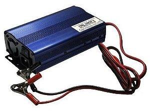 Carregador Baterias Cb1210 Profissional De Litio Aliant 10a