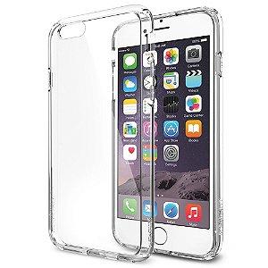 Capa p/ iPhone 6/6S SUPRICELL [AIR CUSHION] lisa e ultra Fina proteção nas Quinas