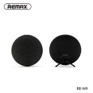 Caixa sem Fio Portátil Remax RB-M9 Bluetooth 1800 mAh Estilo Pano