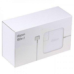Carregador Dapon MagSafe 2 de 60W para MacBook Air
