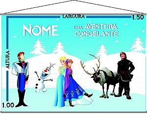 Banner Frozen 1.00X1.50