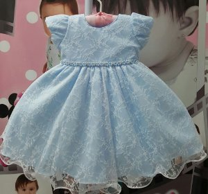 Vestido de Bebe Princesa Baby - P ao G