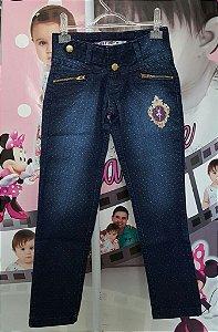 Calça Jeans Infantil - tam 4 e 6