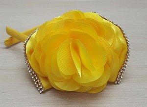 Tiara Flor Amarela