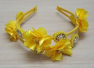 Tiara Flores  Amarela