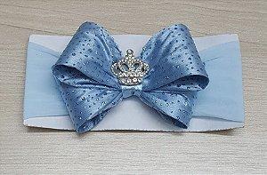 Faixa de cabelo Azul