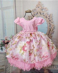 Vestido Floral 1783