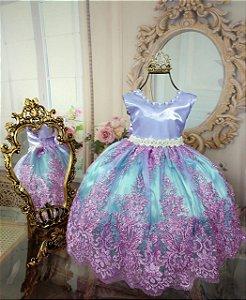 Vestido infantil Arie 2203