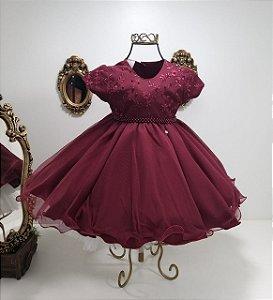 Vestido infantil Nellu 2536