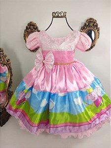 Vestido Peppa  Pig 325
