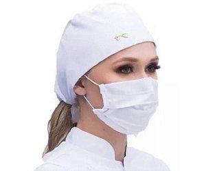 Kit com 10 Mascaras de Proteção Reutilizaveis