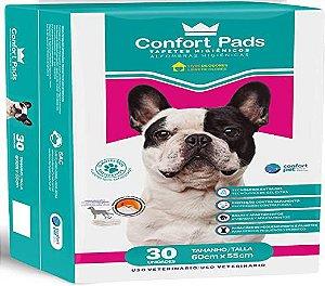 Tapete Higiênico Confort Pads  com  30 unidades